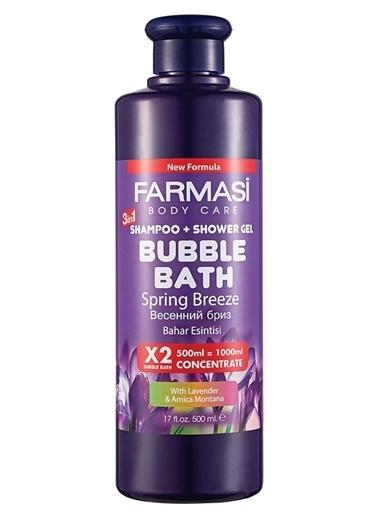 Farmasi Bubble Bath Lavanta Özü Ve Arnica Montana-500Ml Renksiz
